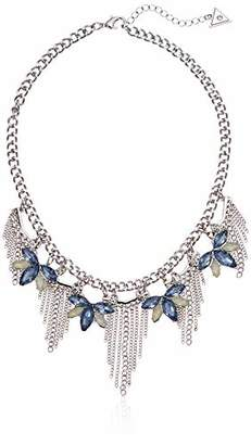 GUESS Women's Statement Necklace with Stones