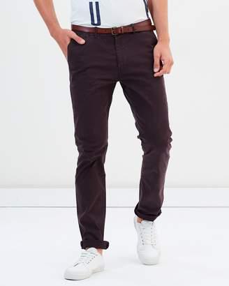 Stuart Garment Dyed Chinos