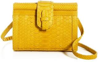 Ximena Kavalekas Carmen Python Convertible Belt Bag
