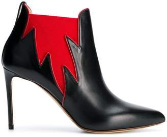 Francesco Russo elasticated side panel boots