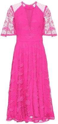 Temperley London Hollyhock dress