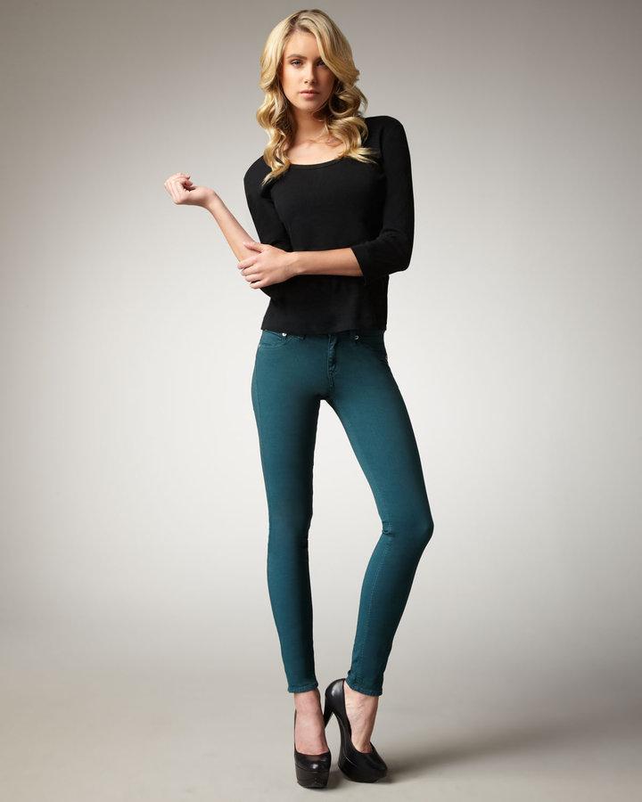 rag & bone/JEAN The Skinny Jewel Jeans
