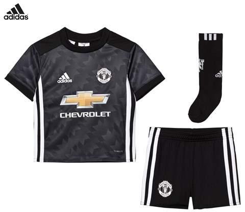 Manchester United Manchester United 2017 Kids Away Kit