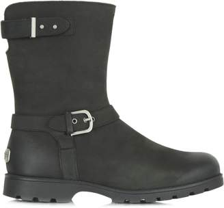 at Daniel Footwear · UGG Grandle Black Women's Buckle Calf Boot