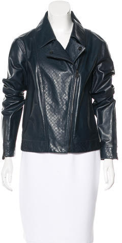 ChanelChanel Quilted Moto Jacket