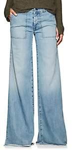 Nili Lotan Women's Wide-Leg Jeans - Vintage Wash