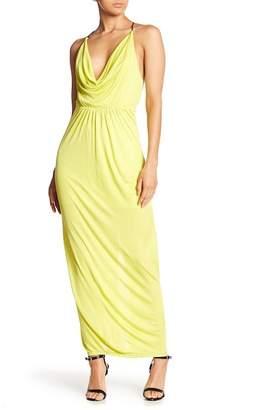Bardot Cowl Maxi Dress