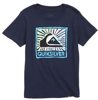 Quiksilver Under the Sun Graphic T-Shirt
