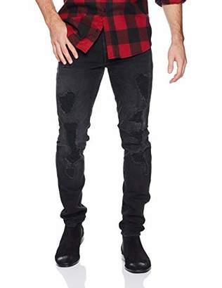 GUESS Men's Slim Tapered Jean