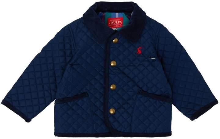 Baby Boy Popper Front Coat