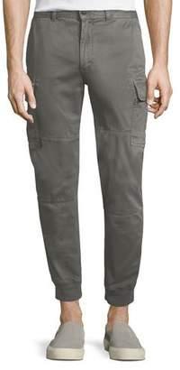 Belstaff Twill Cargo Jogger Pants