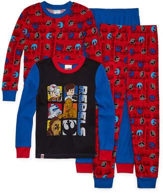 Lego Boys 4-pc. Pajama Set