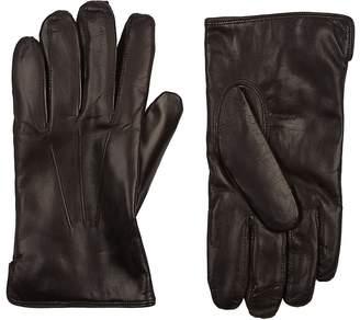 Barneys New York Men's Cashmere-Lined Gloves
