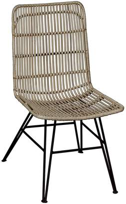 Kayu Estate Moroccan Bazaar Coronado Rattan Dining Chair