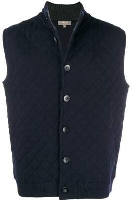 N.Peal quilted waistcoat