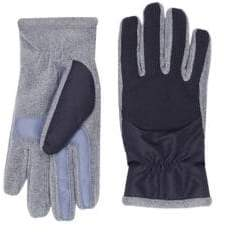 Isotoner SmarTouch Tech Stretch Gloves with Matrix Nylon Cuff