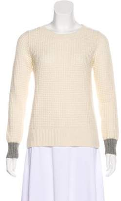 Club Monaco Cashmere Colorblock Sweater