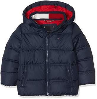 Tommy Hilfiger Boy's Essential Basic Down Jacket