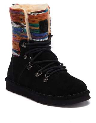 BearPaw Maria Twilight Suede Boot
