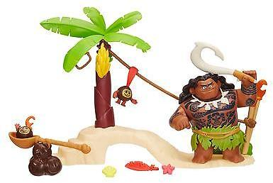 Disney Princesses Disney Moana Maui The Demigod's Kakamora Adventure