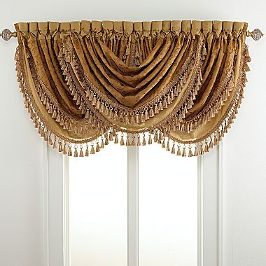 Steve Madden Chris Bethany Waterfall Valance