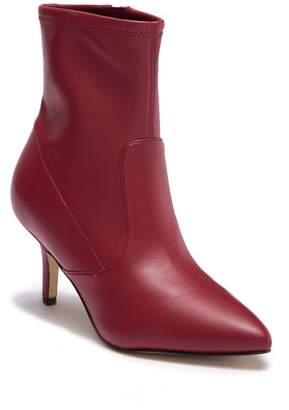 Marc Fisher Adia Faux Leather Stiletto Ankle Boot