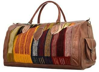 Vintage Addiction Explorer Travel Bag