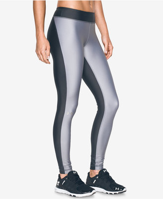 Under Armour HeatGear® Engineered Compression Leggings $69.99 thestylecure.com
