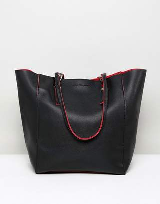 French Connection shoppers handbag