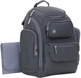 Jeep Perfect Pockets Back Pack Diaper Bag