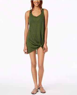 Macy's Miken Juniors' Sheer Tank Dress Cover-Up, Created for