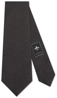 Gucci Bee Silk Tie