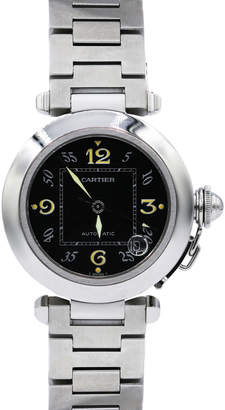 Cartier Pre-Owned Men's 35mm Pasha de Automatic Watch