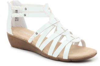 Bare Traps Delfina Wedge Sandal - Women's