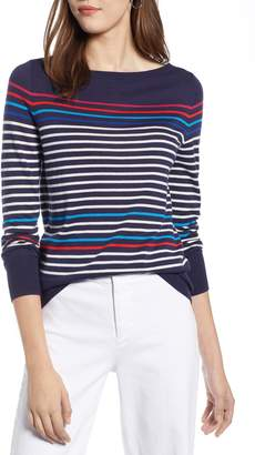 Halogen Bateau Neck Sweater