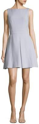 Alexander McQueen Women's Bateau Cotton Dress