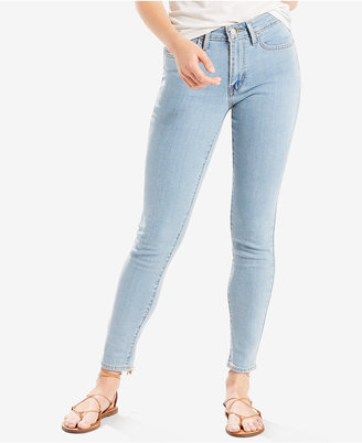 Levi's® 721 High-Rise Skinny Jeans $59.50 thestylecure.com