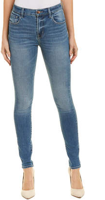 J Brand Carolina Blue Super High-Rise Skinny Leg