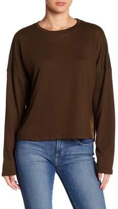 HYFVE Lace Back Pullover