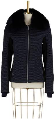 Fusalp Montana Fitted Jacket with Fox Collar