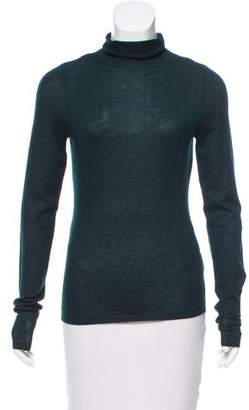 Amanda Wakeley Cashmere Mock Neck Top