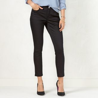 Women's LC Lauren Conrad Skinny Jeans $50 thestylecure.com