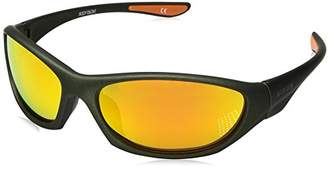 Body Glove Vapor 22 Polarized Wrap Sunglasses
