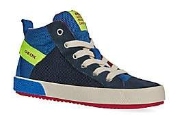 Geox Little Boy's& Boy's J Alonisso Mid-Top Sneakers