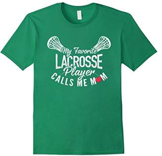 LaCrosse Favorite Player Calls Me Mom Mom Shirt
