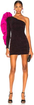Redemption Jersey Mini Dress with Ruffle
