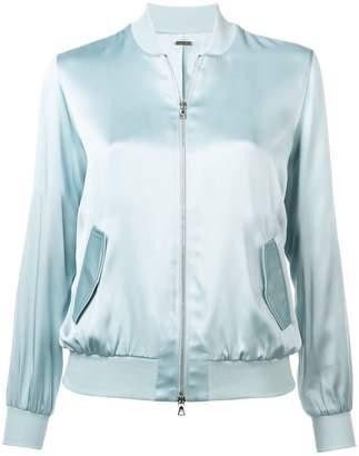 ADAM by Adam Lippes zipped bomber jacket