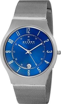 Skagen 233XLTTN Titanium Watch Analog Watches