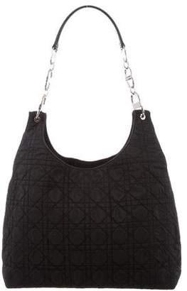 Christian Dior Cannage Nylon Bag