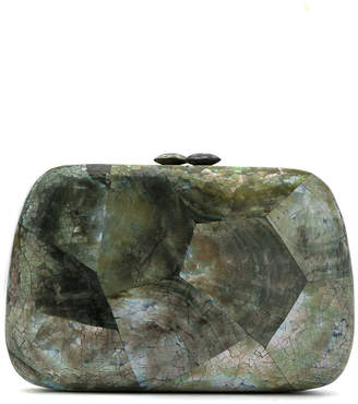 Mother of Pearl Serpui clutch